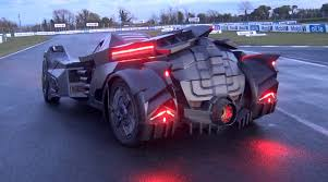 lamborghini transformer gif the new team galag batmobile gumball 3000 2016 youtube