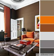 Interior Design Color Schemes by 5 Beautiful Orange Color Schemes To Spice Up Your Interior Design