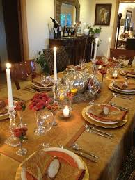 inspiration for a beautiful thanksgiving table setting big