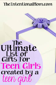 the ultimate list of gifts for the intentional