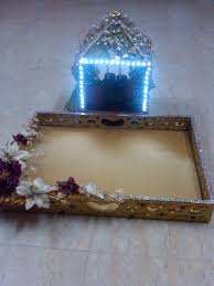 wedding trays ranjana arts www ranjanaarts ring ceremony tray trousseau