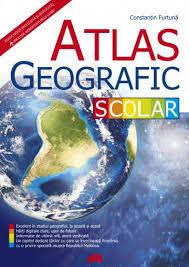 atlas geografic şcolar ediţia a ii a