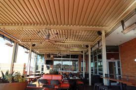 Louvered Roof Pergola by Equinox Louvered Roof U2014 Primeline