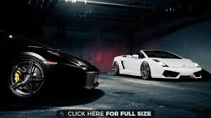 Lamborghini Gallardo Black - lamborghini gallardo black white wallpaper