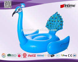 Inflatable Pool Target Inflatable Blue Peacock Inflatable Blue Peacock Suppliers And