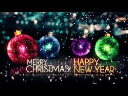 merry and a happy new year 2018 happy holidays