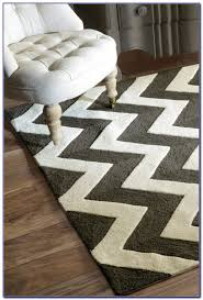 Chevron Runner Rug Wonderful Chevron Runner Rug With Collection In Chevron Runner Rug