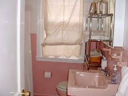 girly bathroom ideas bahtroom simple sink mirror beside floating iron shelf