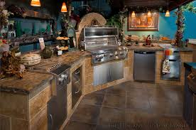 Cooking Islands For Kitchens Outdoor Kitchen Idea Gallery Galaxy Outdoor