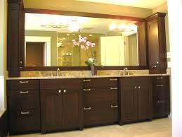 brilliant double vanity bathroom cabinets and best 20 bathroom