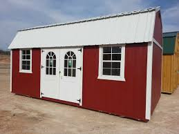 Derksen Portable Finished Cabins At Enterprise Center Youtube Derksen Portable Barn Portable Storage Building Enterprise Center