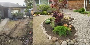 designs before and after gil u0026 trish landscape