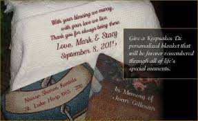 personalized wedding blankets personalized throw blankets embroidered monogrammed