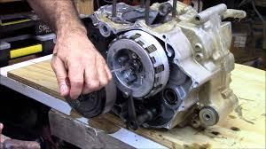 honda rancher 420 crankshaft part 1 of 4 engine rebuild youtube