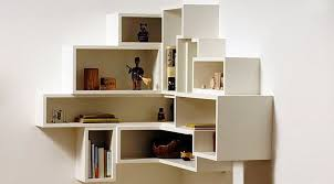 Corner Wall Bookcase 50 Attractive Corner Wall Shelves Design Ideas For Living Room