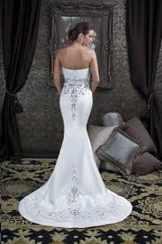 fishtail wedding dresses satin fishtail wedding dress at couture hornchurch essex