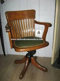 fauteuil de bureau americain fauteuil de bureau ancien fauteuil de bureau ancien bois racglable