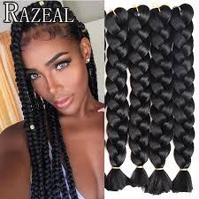 box braids hairstyle human hair or synthtic black box braid hairhttps www aliexpress com store product free
