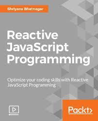 javascript tutorial online book reactive javascript programming video packt books