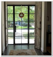 Exterior Entry Doors With Glass Steel Entry Doors With Glass Glass Doors