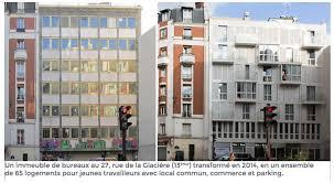 bureau logement françois gouiffès oost la transformation des