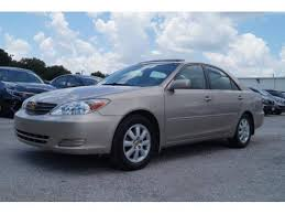 02 toyota camry xle toyota camry xle v6 front wheel drive in for sale used