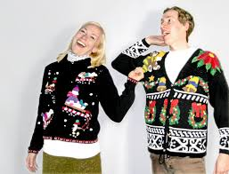 national ugly christmas sweater day the holiday fashion is here