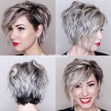hair cuts 360 view asymmetrical pixie bob 360 view coupe cheveux pinterest