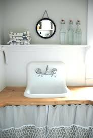 small laundry room sink narrow utility sink small utility sink laundry room eclectic with