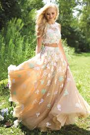 92 best two piece prom dresses images on pinterest dressy