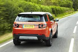land rover discovery sport 2017 red review land rover discovery sport wayne u0027s world auto