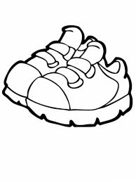 excellent coloring pages shoes 46 4533