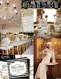 great gatsby themed wedding great gatsby themed weddings the great gatsby it s no