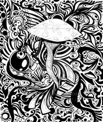 142 coloring 420 shrooms images