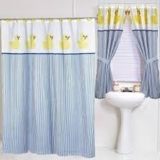 Yellow And Purple Curtains Yellow Fabric Shower Curtain Foter