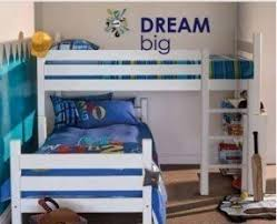 Woodworking Plans For L Shaped Bunk Beds by L Shape Loft Bed Foter