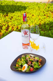 restaurant cuisine nicoise nicoise salad picture of bay bar restaurant quang