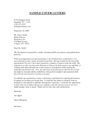 sample non profit cover letter image collections letter samples
