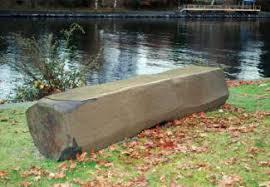 Natural Stone Benches Landscapeonline Design U2022 Build U2022 Maintain U2022 Supply