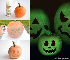 Glow In The Dark Spray Paint Colors - glow in the dark pumpkins