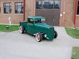 Old Ford Truck Motors - 1937 ford pickup truck rod network