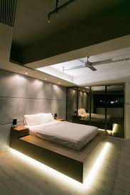 Floating Bed Construction by Industrial Style Meant Hard Work For Hong Kong Flat Owner Post