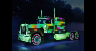 led lights for pickup trucks fancy led truck changes the lights with the music