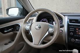 nissan altima 2005 gas mileage review 2013 nissan altima sl 3 5 video the truth about cars