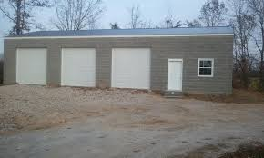 concrete cinder block garage plans