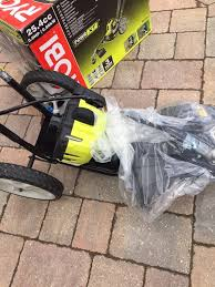 ryobi petrol wheeled strimmer new still in the box in thirsk