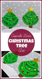 Arts And Crafts Christmas Tree - christmas tree winter art winter art christmas tree and winter