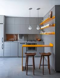 optimiser espace cuisine espace cuisine optimisé dans ce petit appartement citadin de venice