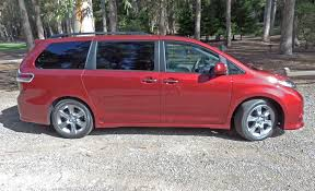 2015 minivan 2015 toyota sienna se minivan test drive u2013 our auto expert