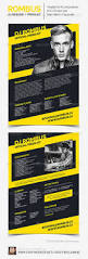Download Curriculum Vitae Psd 16 Best Dj Press Kit And Dj Resume Templates Images On Pinterest